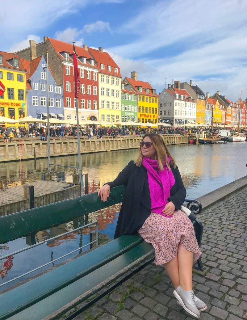 Nyhavn - My Perfect day in Copenhagen itinerary embracing slow travel