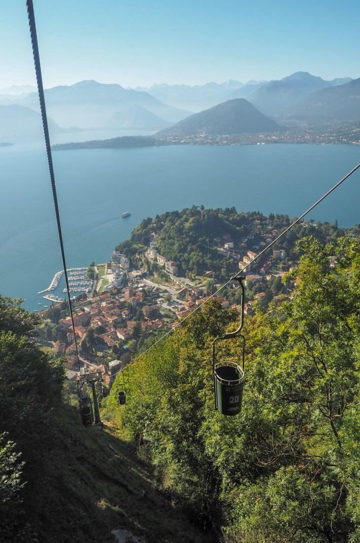 Lake Maggiore Bucket Lifts - Things to do in Lake Maggiore