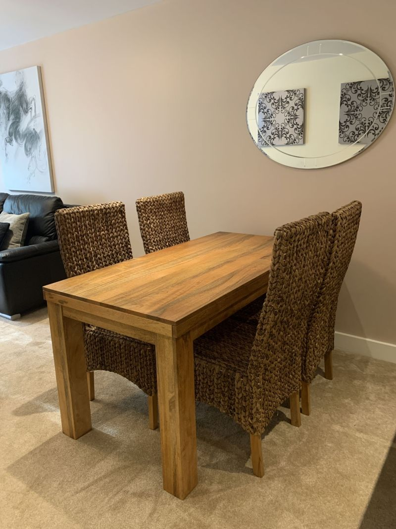 Dining-room-The-Sands-Apartment-Scarborough
