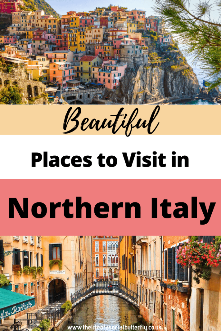 Admire Northern Italy's most beautiful places on this Italy bucket list! Packed full of unmissable Northern Italy bucket list places, including hidden gems in Italy's northern regions. Wonder where to go in Italy no more- Click through to this list of 25 must-see places in Italy that you need to add to your Italy itinerary! #NorthernItalyitinerary #thingstodoinItaly