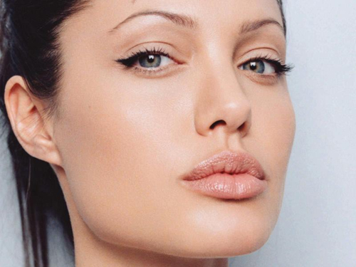 Angelina is of Czech, English, and Native American heritage and has