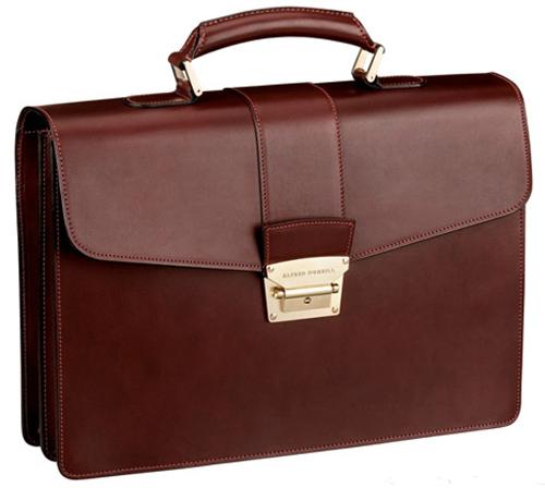 Dunhill briefcase