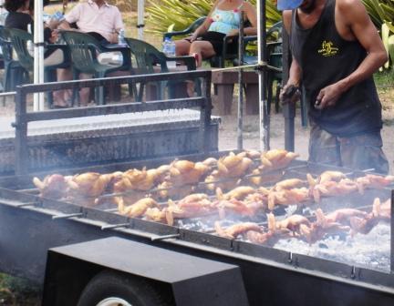 Huli Huli Chicken Haleiwa On Oahu