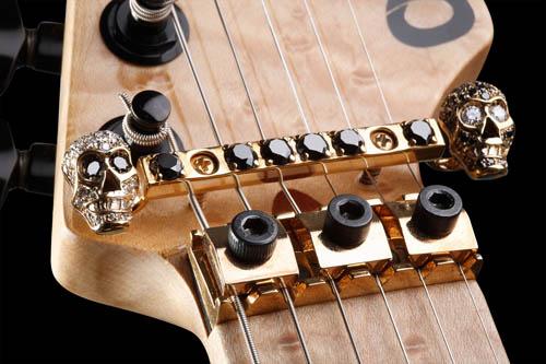 Rock Royalty custom guitars