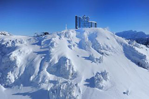 Winter Wonderland Lake Geneva Of Switzerland