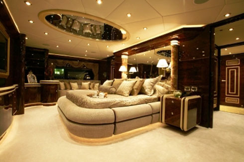 The World Is Not Enough Worlds Fastest Luxury Yacht