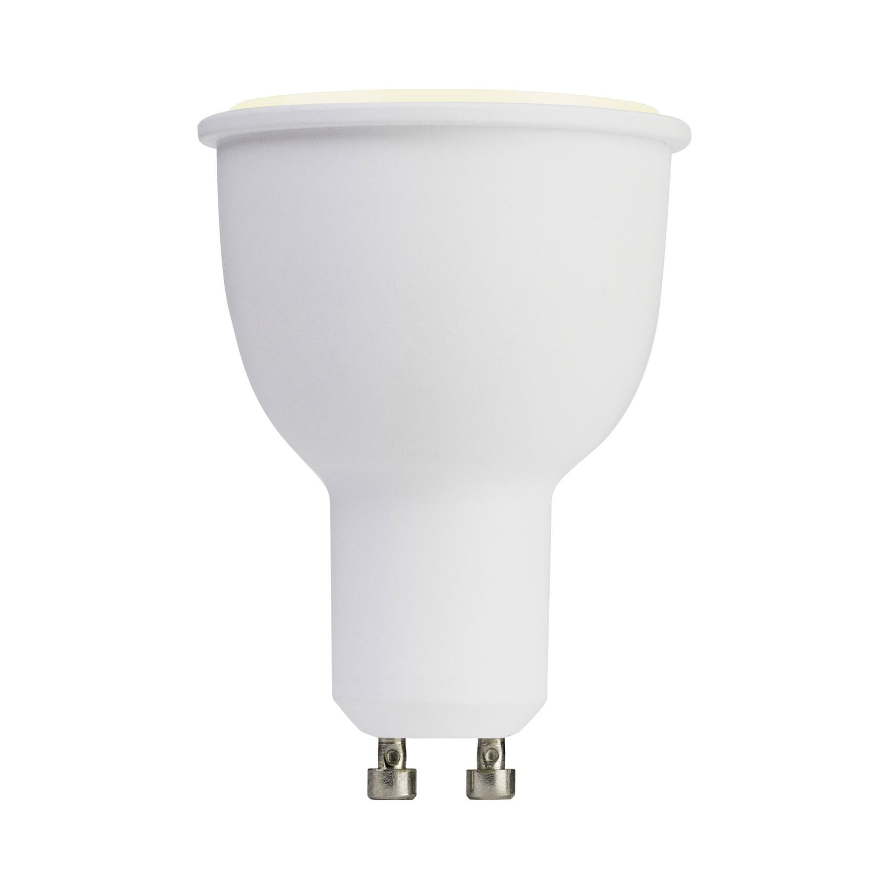 4 5watt smart gu10 led 2pin twist lock colour changing wifi bulb