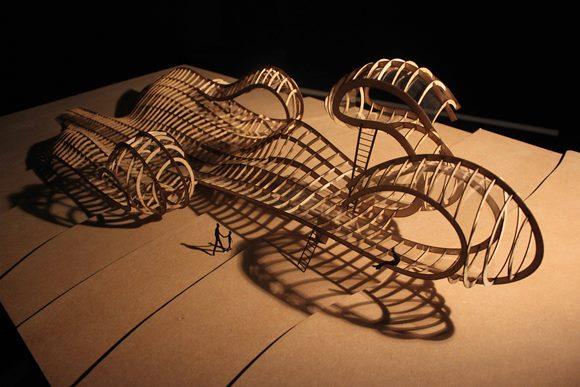 PARAMUS. Exhibition by Javier Vidal Aguilera