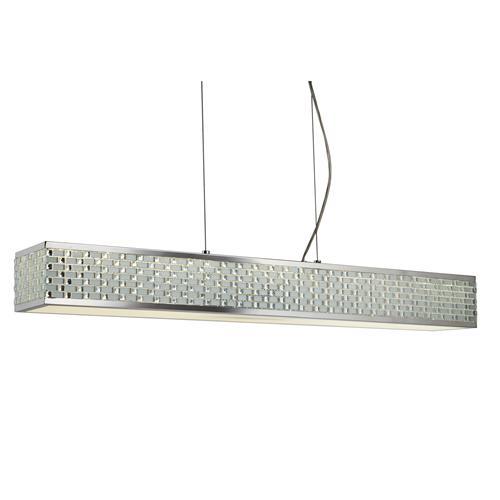 Large Rectangular Pendant Light