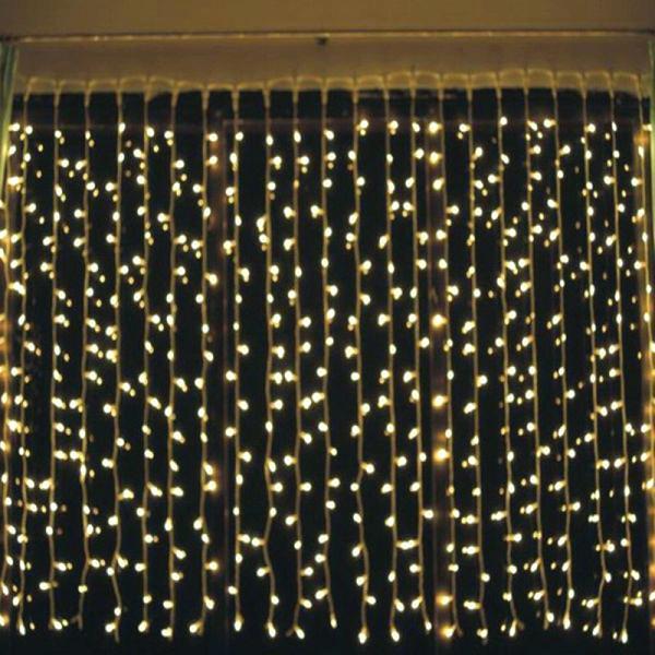 نقاء عدالة المعترض outdoor curtain lights