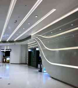 Light Collective - The Avenues, Kuwait