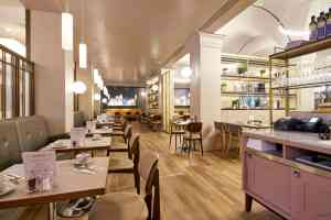 Carluccio's Marriott Regents Park, London