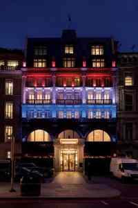 it does Lighting - The Wellesley Hotel, Knightsbridge