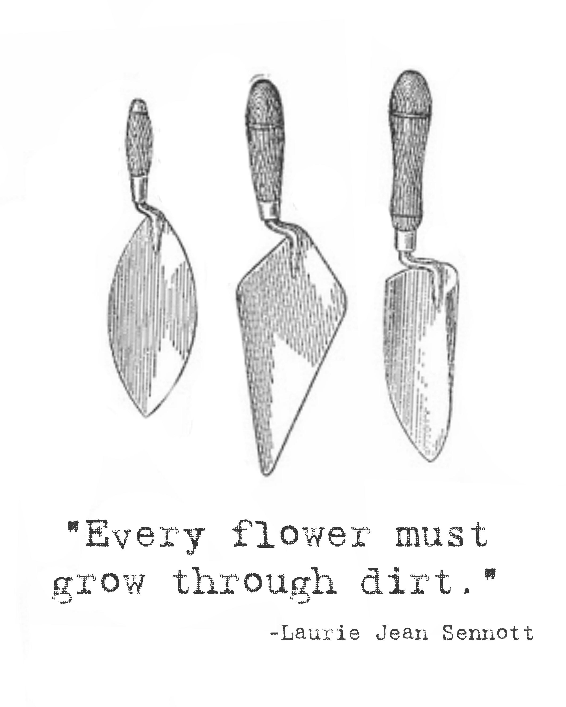 Gardening Printables