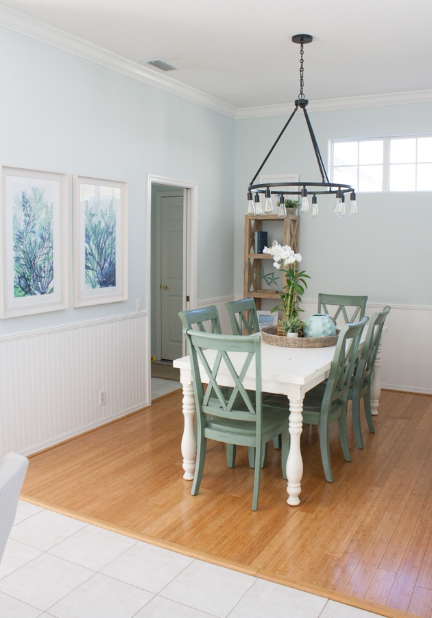 "Florida House Dining Room Decor - The Lilypad Cottage on ""Room Decor""  id=32652"