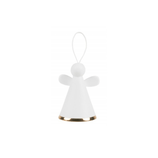 christmas angel bell