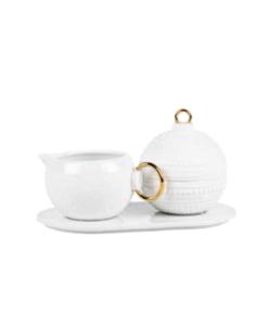 sphere tea set