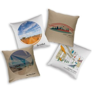 Landscapes - Australian - Cushion Cover