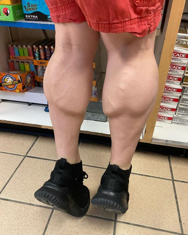 calves workout