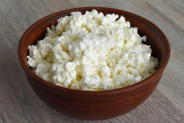 cottage cheese for diet
