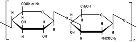 hyaluronic acid formula