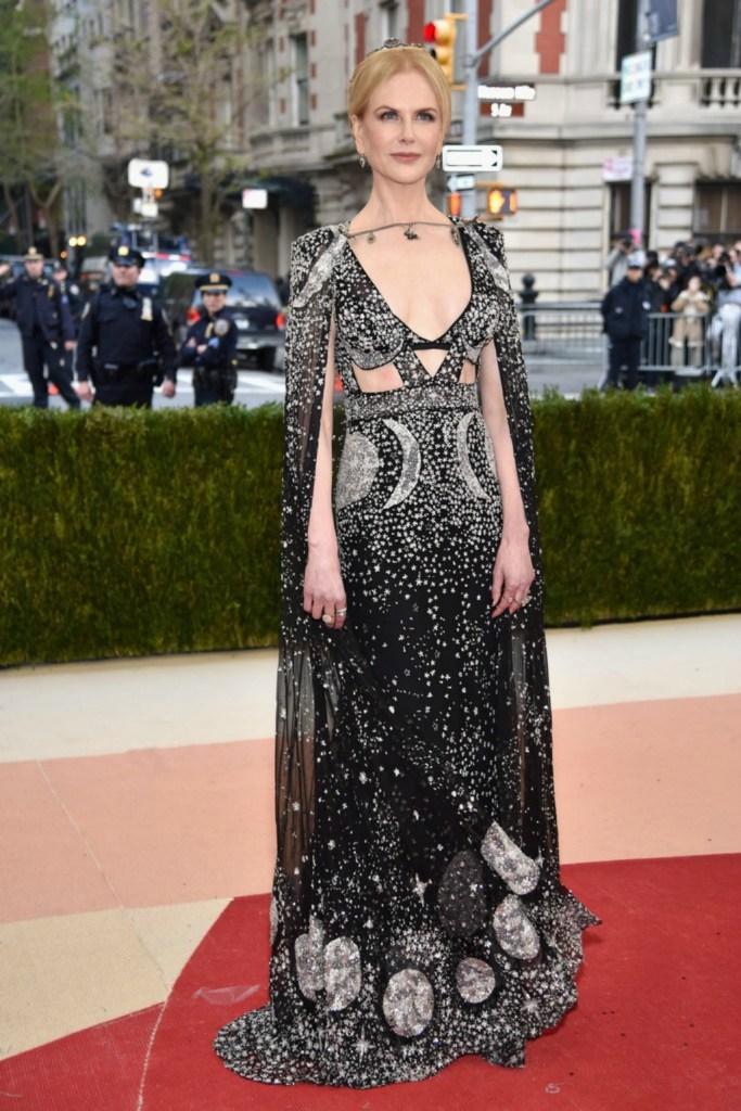 Nicole Kidman-Valentino