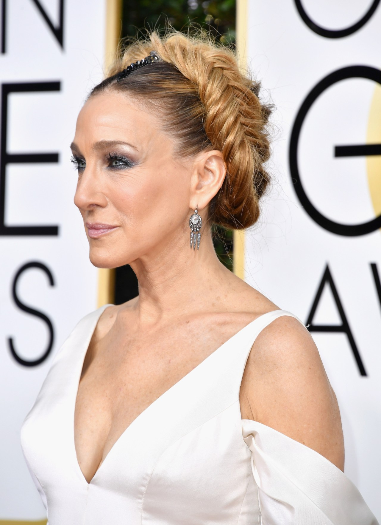 My Favorite Beauty Looks from the 2017 Golden Globes