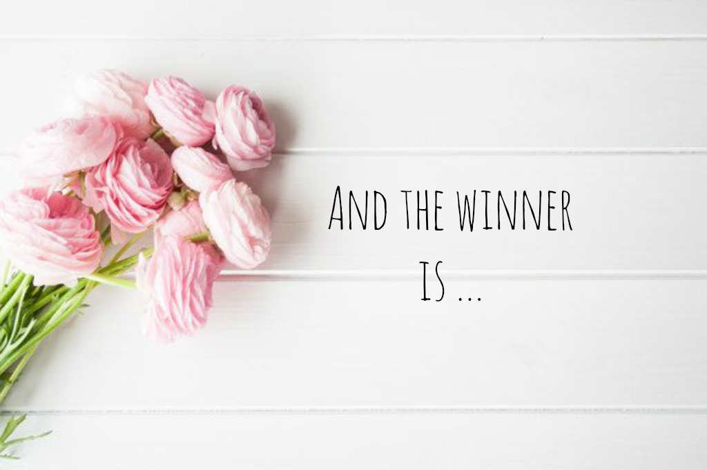 And the Winner Is … | Birthday Giveaway Announcement