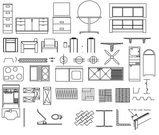 Symbol Libraries Mac OS X Home Design Software