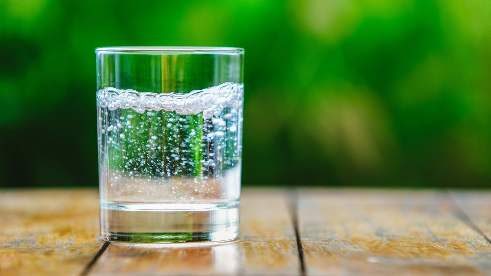 What exactly is carbonated water, and how does it differ from ordinary water?