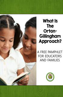 ORTON-GILLINGHAM PROGRAMS