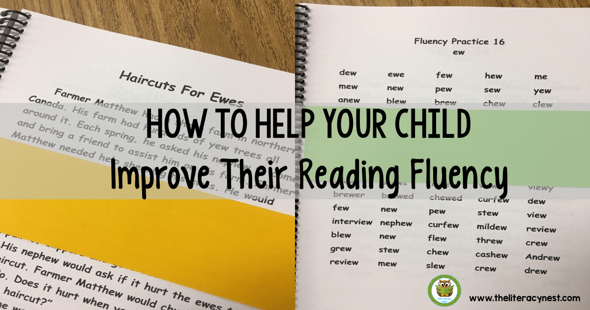 photo relating to Read Naturally Printable Stories referred to as 5 Fluency Interventions Worthy of Attempting - The Literacy Nest