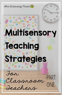 multisensory learning tools