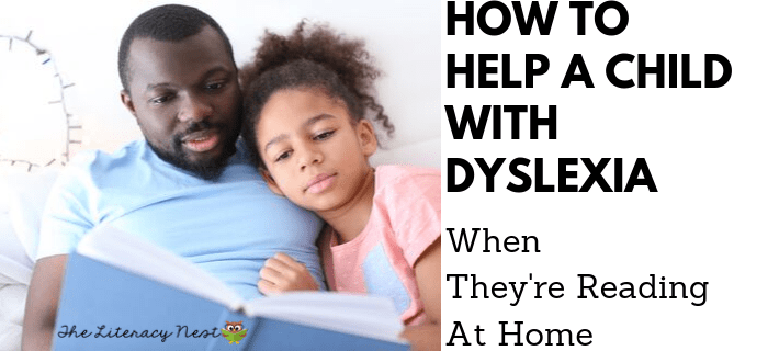 How to help your child when they're reading at home 1