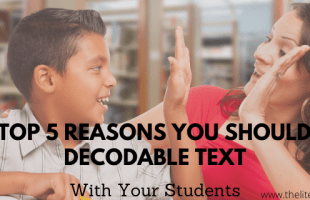 decodable text