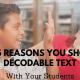 decodable text