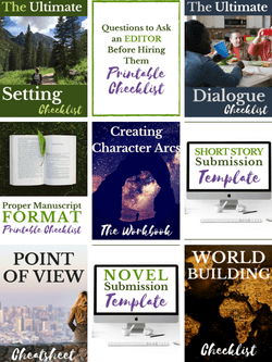 Free Fiction Writers Resource Library