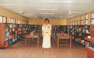 Image result for nigerian public library