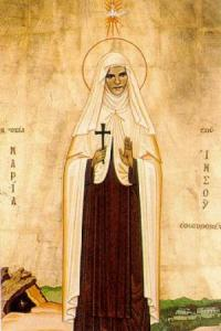 Blessed Mariam Berardy of Jesus Crucified