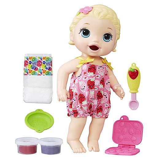 Best Baby Dolls - Snackin Lilly