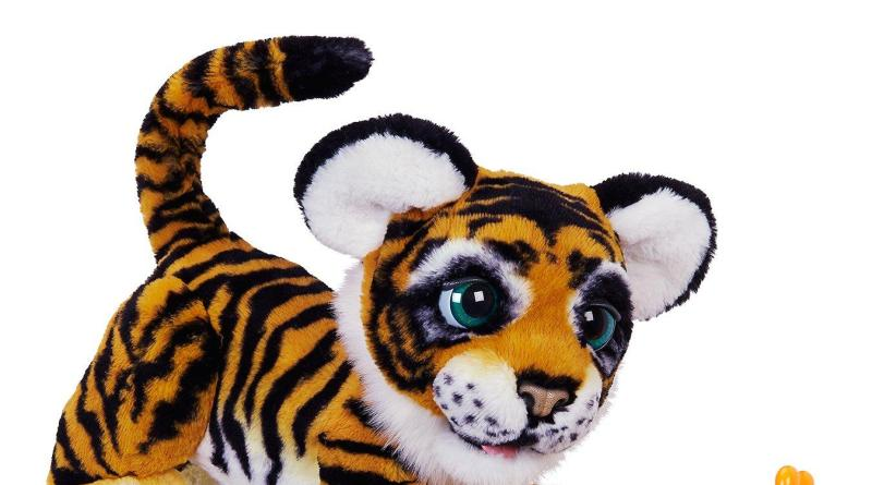 FurReal Friends Tyler the Tiger