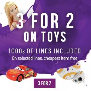 Argos 3 for 2 Toys