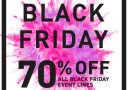 Black Friday – Save up to 70% @ Next