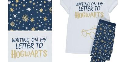 """""""Waiting on my Hogwarts letter"""" pyjamas @ Asda"""