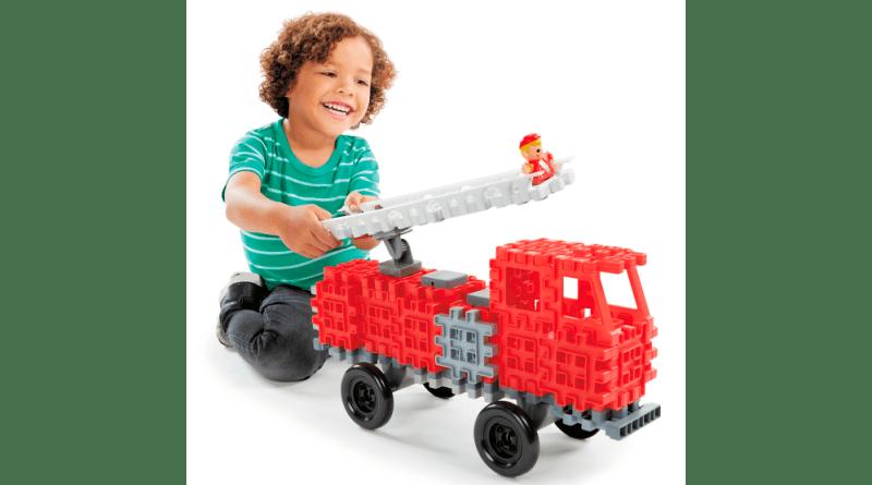 Little Tikes Waffle Blocks Fire Trucks – £15 @ Asda
