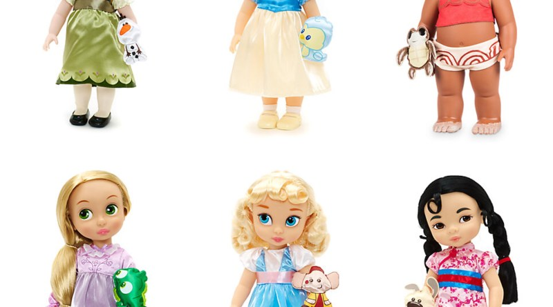 30% off selected Animator Dolls @ The Disney Store