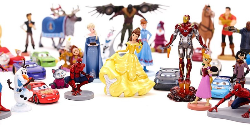 Save up to 25% on Figure Sets @ The Disney Store