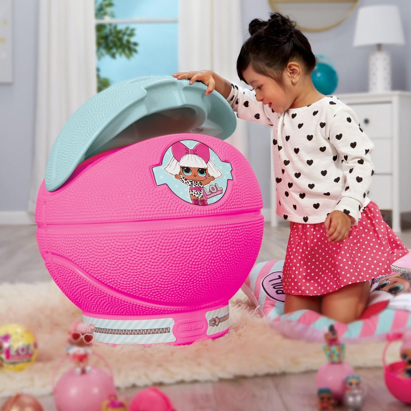 LOL Surprise Storage Toy Chest