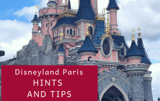Disneyland Paris Hints and Tips