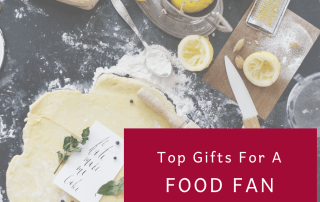 Gifts For A Food Fan